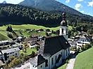 Ramsau bei Berchtesgaden Pfarrkirche